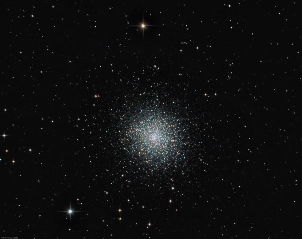 Grand amas globulaire d'Hercule (M13)