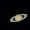 saturne du 20 mai 2020 avec Dioné , Encelade , Téthys , Rhéa  à 2h50tu v2.png
