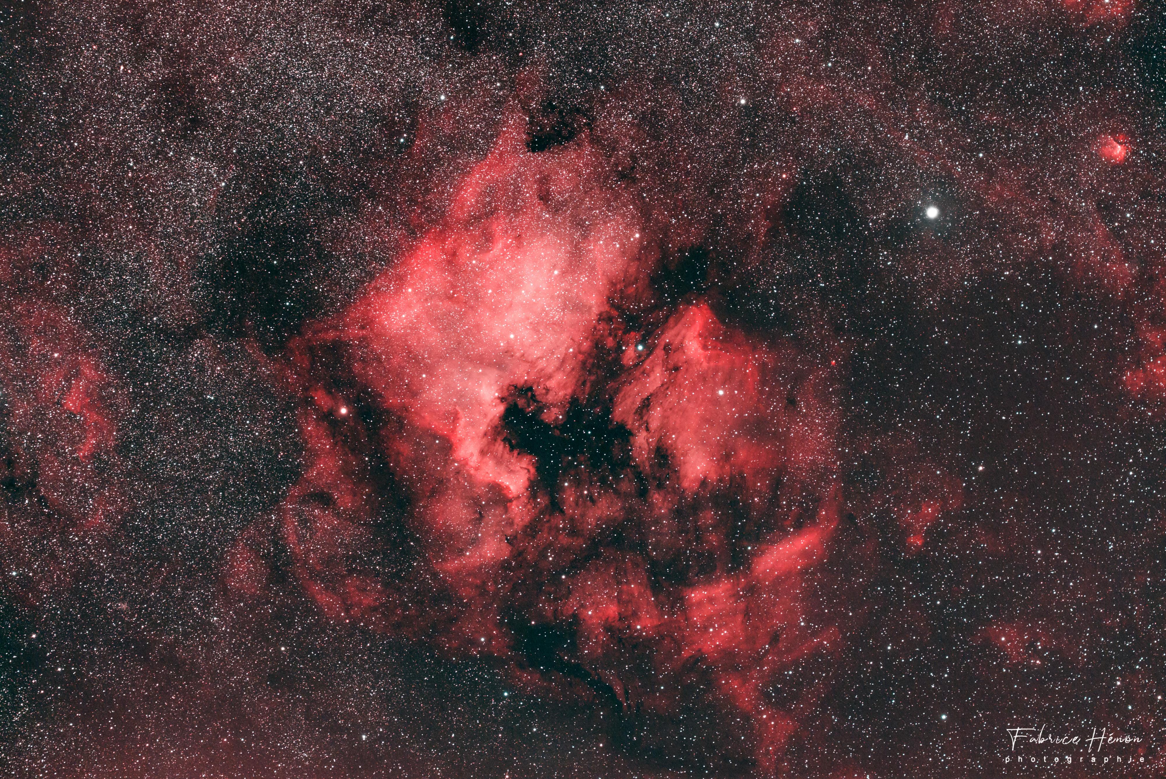 North America - NGC 7000