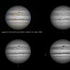 Jupiter  en  RGB   le  10/12/2013  .