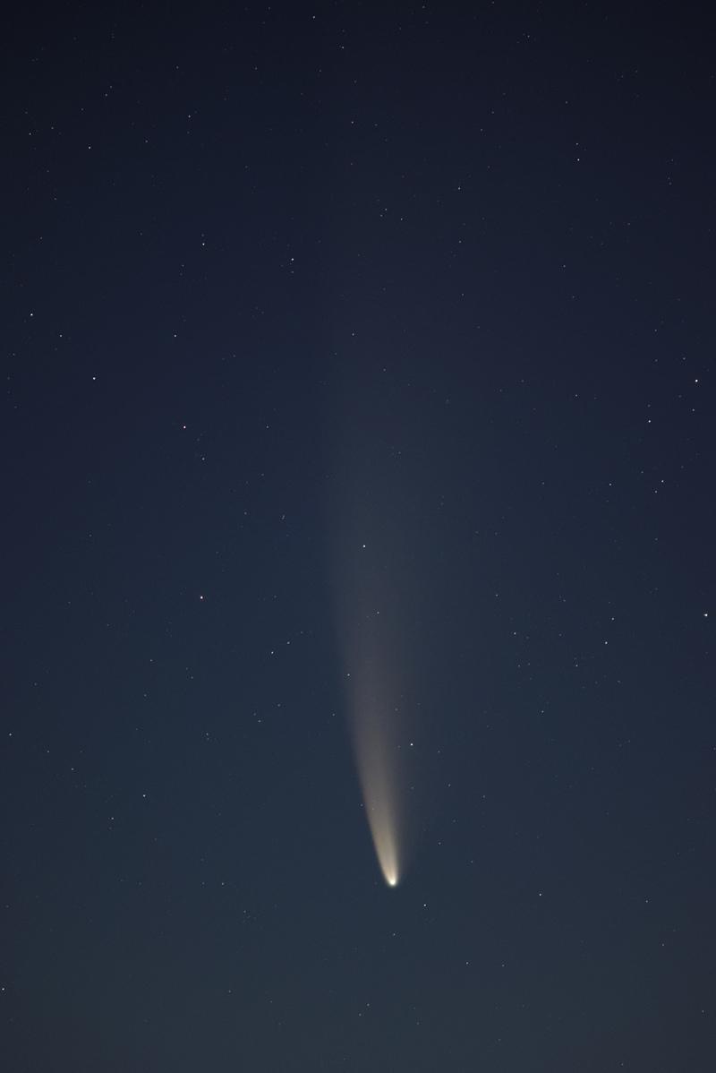7 - Comète C2020 F3 NEOWISE le 12.07 A7s - 400 5.6L ...jpg