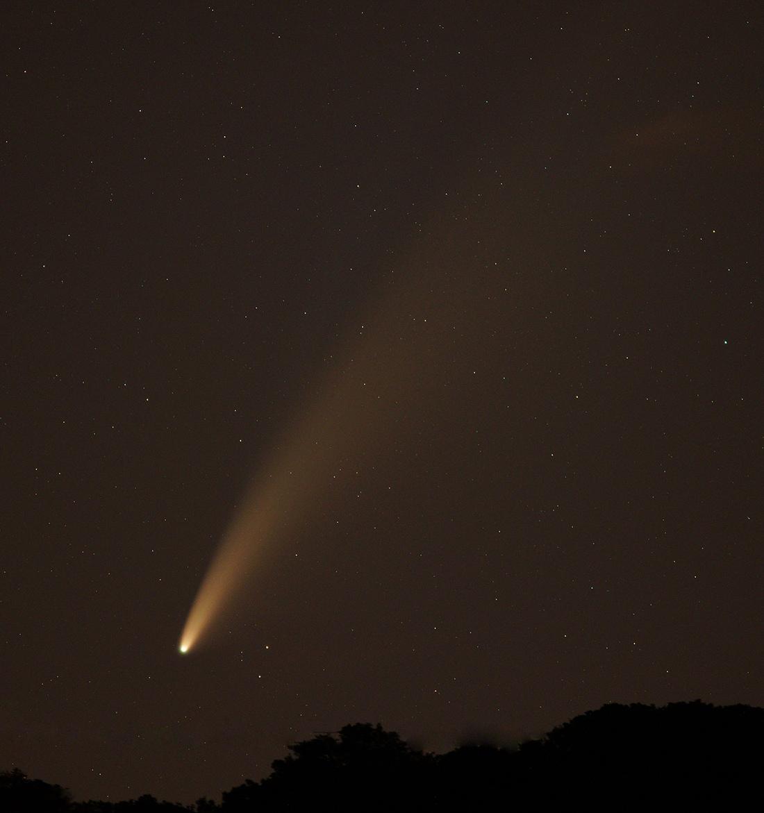 C 2020 NEOWISE 15  le 16 et /17/07/2020 (1303/1374)