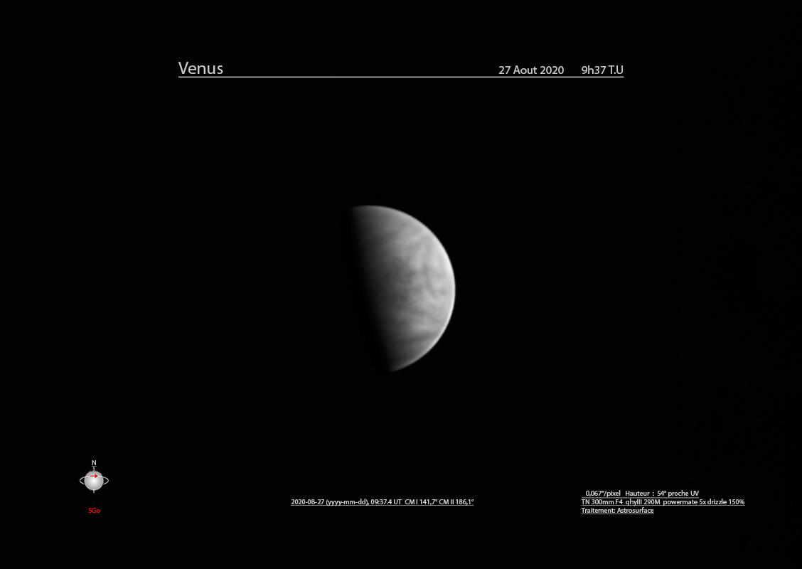 Venus 27 aout 9h37