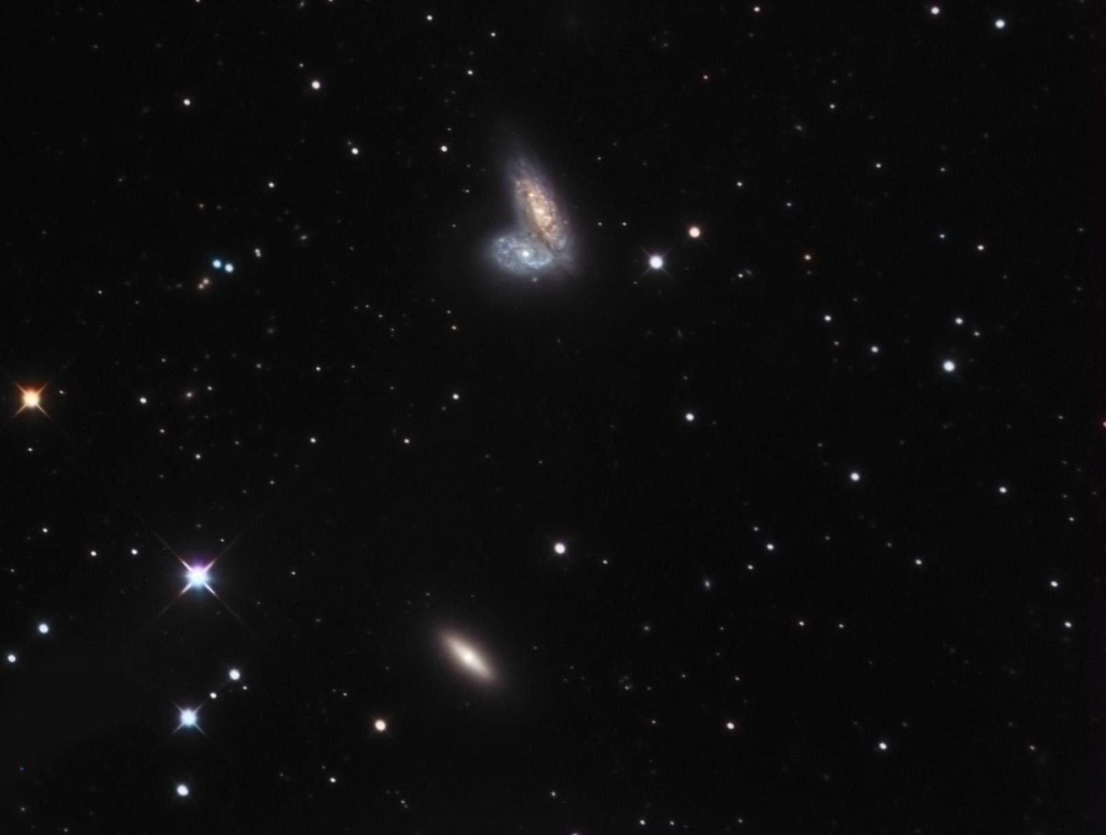 NGC4567et68