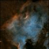 ngc7000 palette Hubble