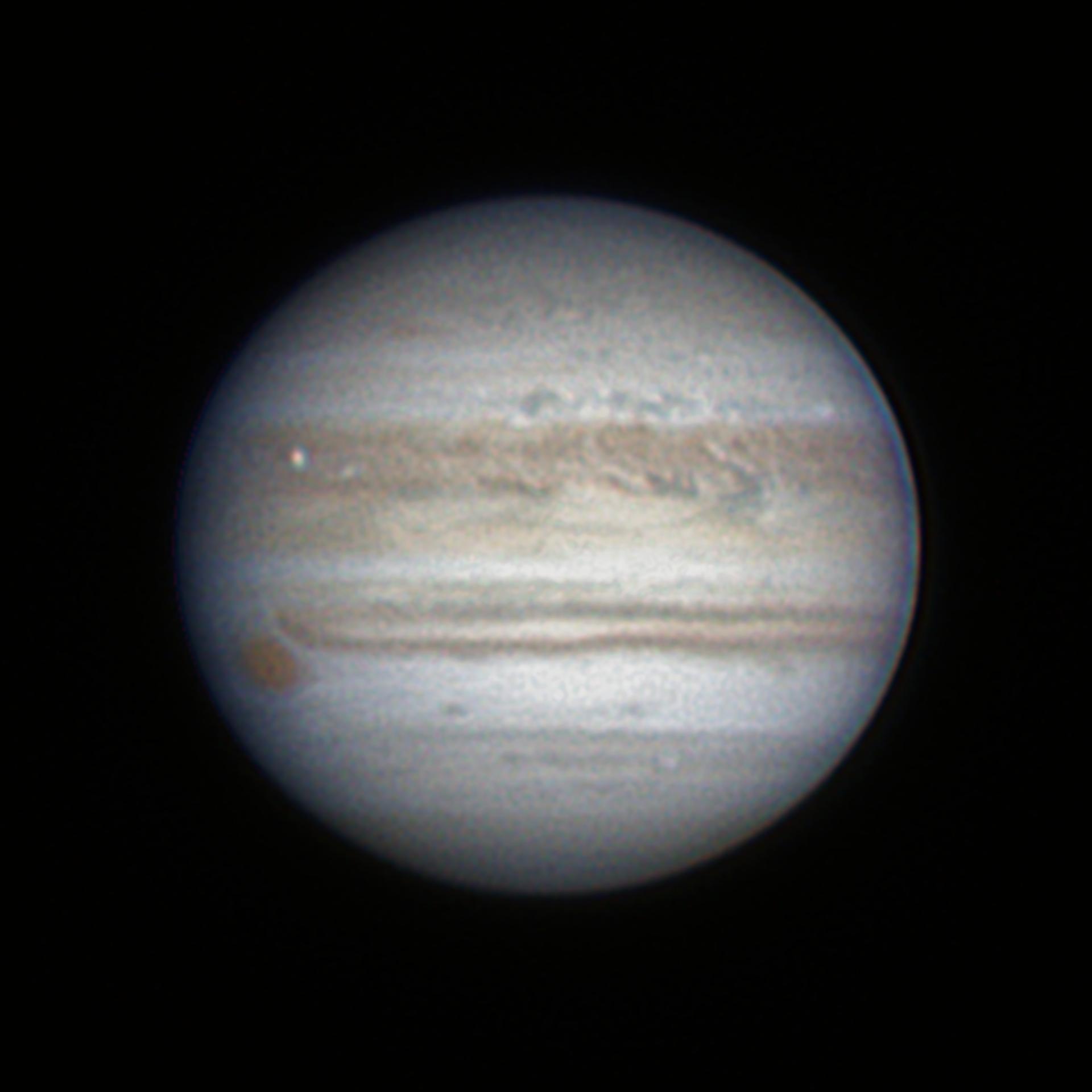 Jupiter 4 septembre 2020 - 19h07 TU