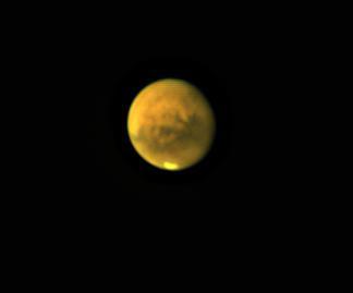 Mars du 12092020 au MAK150 +Barlow x2