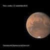 Mars nuit du21 au 22septembre 2020 Couleur IMX224