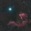 IC63, le fantôme de Cassiopée