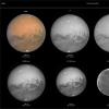 Mars au T620 de l'observatoire AstroQueyras, 17 octobre 2020