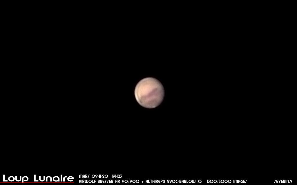 MARS x3 20201109