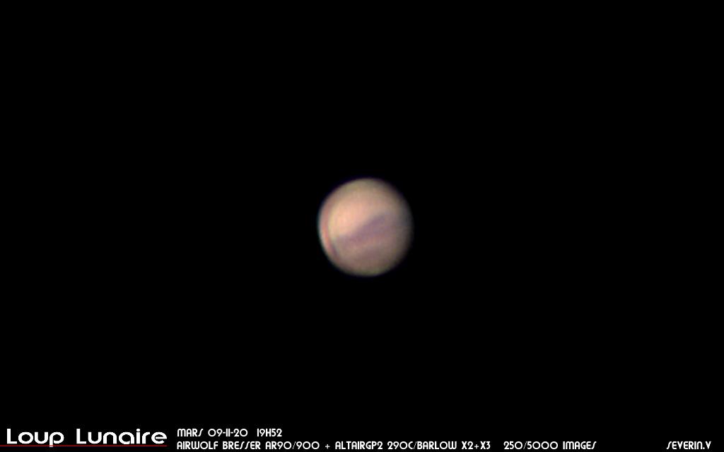 MARS x5 20201109