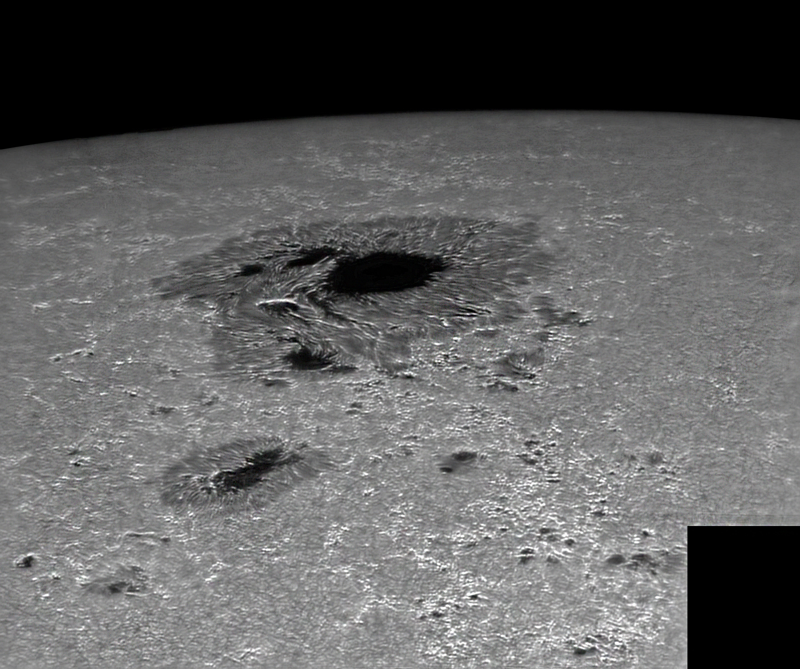 18 oct 2014 Lunette 204 mm F8,8 + continuum.jpg