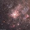 NGC2070, nébuleuse de La Tarentule