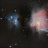 M42 + NGC1973 + 1975