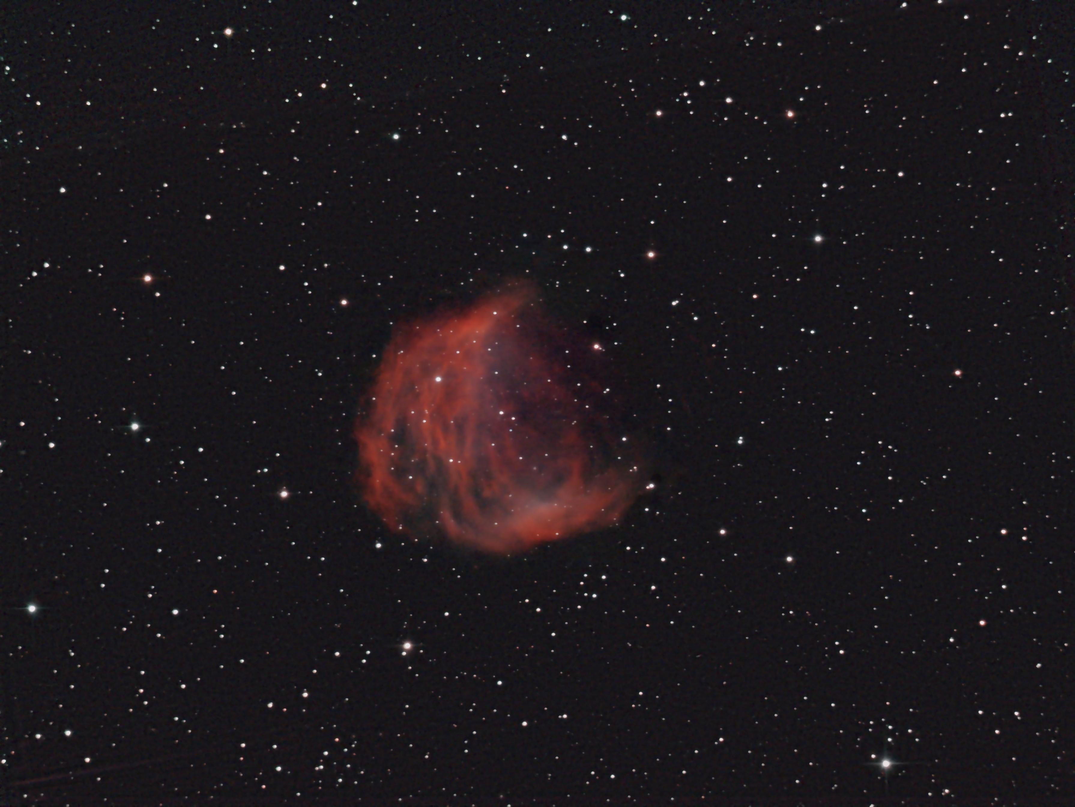 Abell21 - Sharpless 274 (Medusa Nebula)
