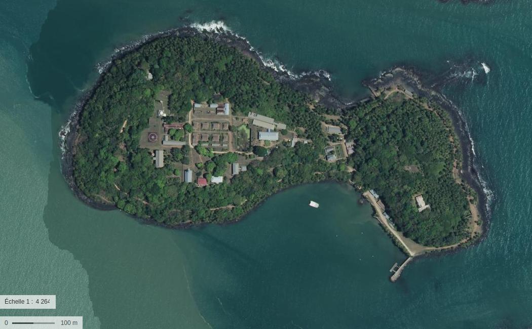 Quelle est cette île tropicale ?