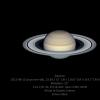 Saturne auvergnate du 13 Août 2021 au C14 en LRVB