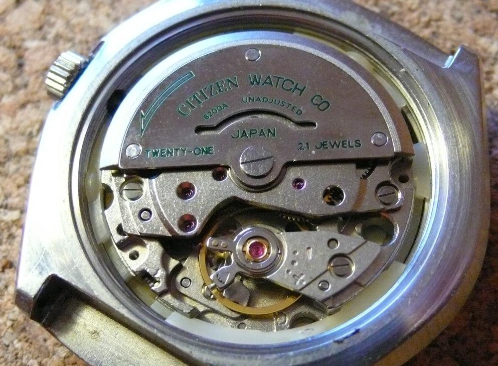 forum horloger forum sur les montres r glage avance citizen automatique. Black Bedroom Furniture Sets. Home Design Ideas