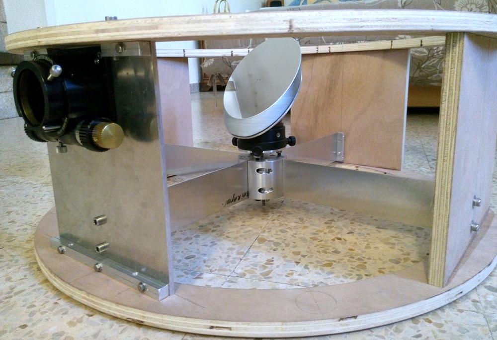Petites annonces d 39 astronomie for Miroir secondaire